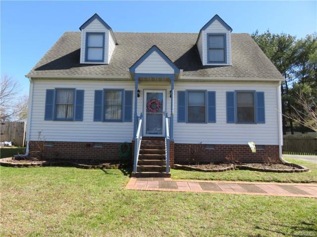 6401 Sledds Lake Road, Mechanicsville, VA 23111 (MLS #1908596) :: Small & Associates