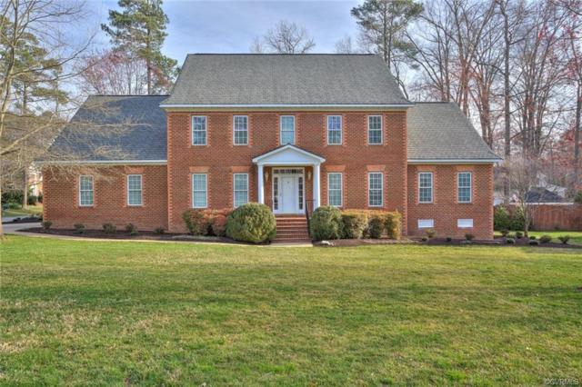 9608 Gaslight Place, Henrico, VA 23229 (#1908614) :: Abbitt Realty Co.