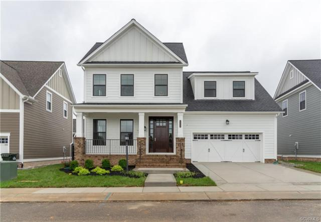 2481 Gold Leaf Circle #10, Henrico, VA 23233 (MLS #1908635) :: EXIT First Realty