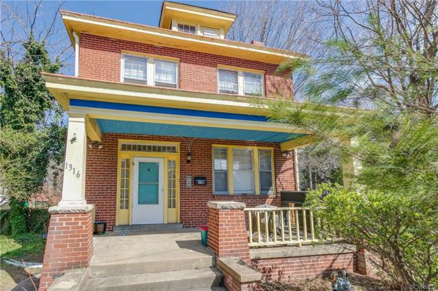 1316 Apperson Street, Richmond, VA 23231 (MLS #1908653) :: RE/MAX Action Real Estate