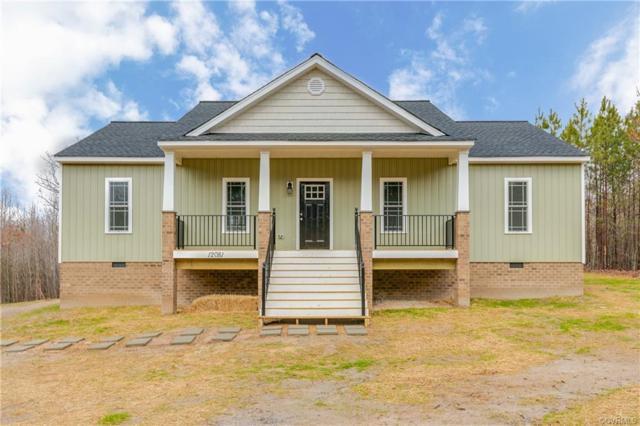 8384 Fredericks Hall Road, Mineral, VA 23117 (#1908660) :: Abbitt Realty Co.
