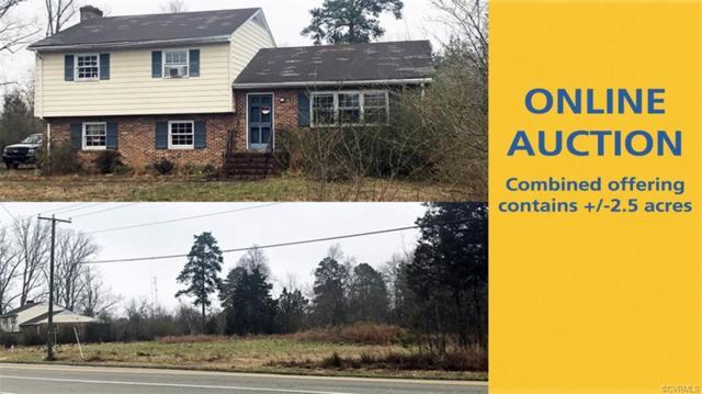 807 & 815 Old Hundred Road, Midlothian, VA 23114 (MLS #1908705) :: RE/MAX Action Real Estate