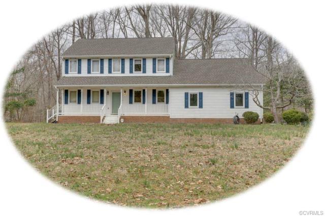 110 Crescent Drive, Williamsburg, VA 23188 (#1908747) :: 757 Realty & 804 Homes