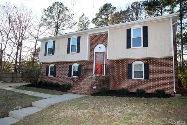 4208 Brickhouse Court, South Chesterfield, VA 23803 (MLS #1908782) :: EXIT First Realty