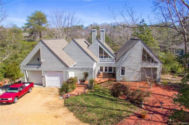 203 Oyster Cove Landing, Hartfield, VA 23071 (MLS #1908882) :: The Redux Group