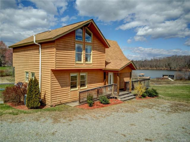 578 Seclusion Shores Drive, Mineral, VA 23117 (MLS #1908906) :: EXIT First Realty