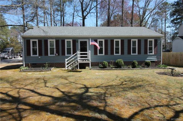 5401 S Jessup Road, Chesterfield, VA 23832 (MLS #1908957) :: EXIT First Realty