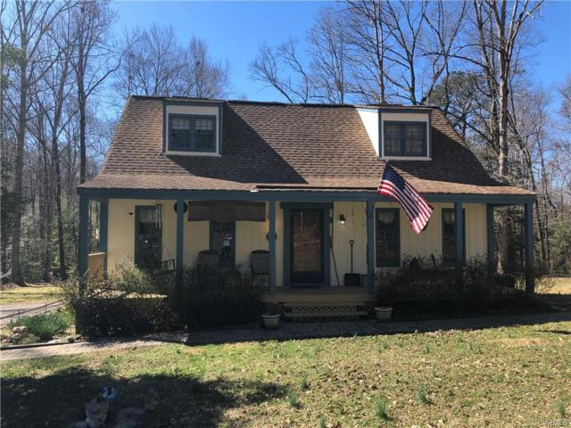 614 Courthouse Road, North Chesterfield, VA 23236 (MLS #1908986) :: EXIT First Realty