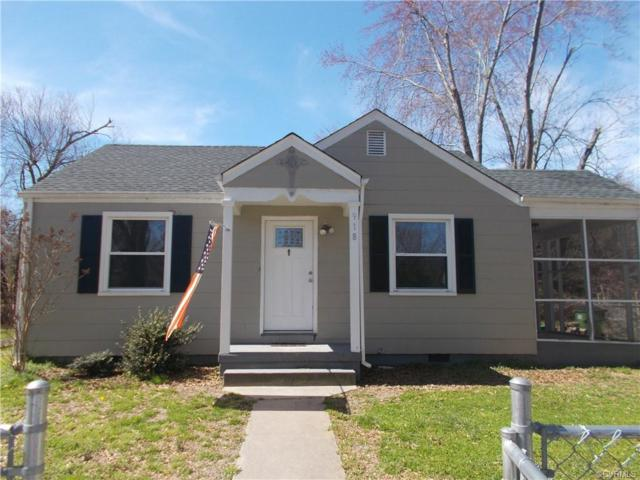 918 Hill Top Drive, Richmond, VA 23225 (MLS #1909001) :: EXIT First Realty
