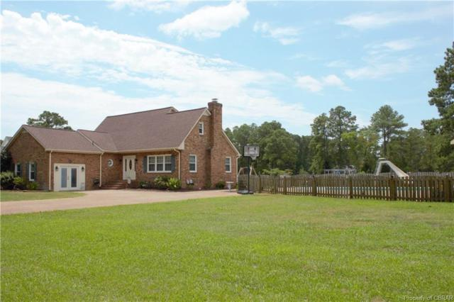00 Ditchley Place, Gloucester, VA 23061 (MLS #1909033) :: EXIT First Realty
