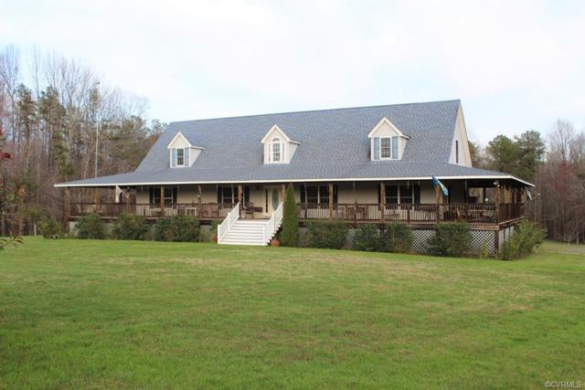1280 Ashton Road, Victoria, VA 23974 (MLS #1909035) :: EXIT First Realty