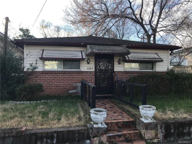 1107 N 32nd Street, Richmond, VA 23223 (MLS #1909094) :: EXIT First Realty