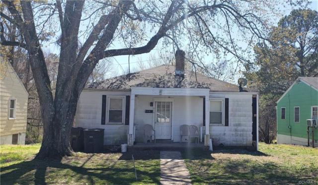 313 W End Boulevard, Emporia, VA 23847 (#1909374) :: Abbitt Realty Co.