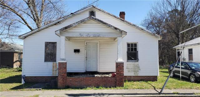 208 Powell Street, Emporia, VA 23847 (#1909380) :: Abbitt Realty Co.