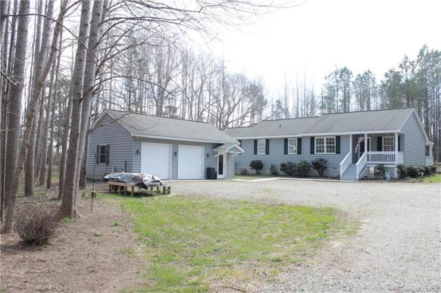 86 Tree Lane, Hartfield, VA 23071 (MLS #1909464) :: RE/MAX Action Real Estate
