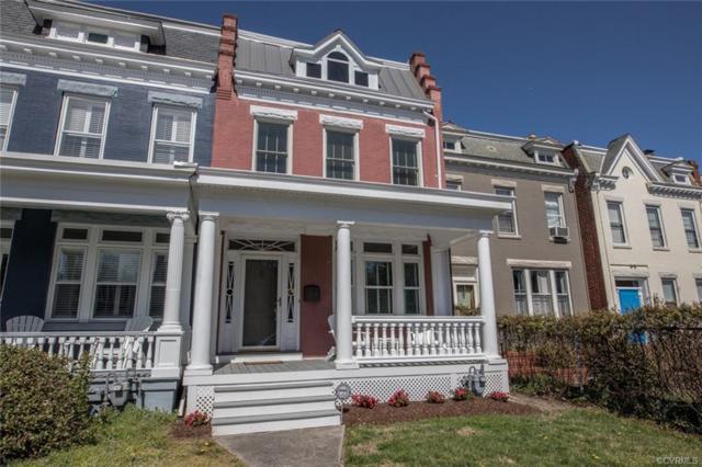 3208 Floyd Avenue, Richmond, VA 23221 (MLS #1909541) :: Small & Associates