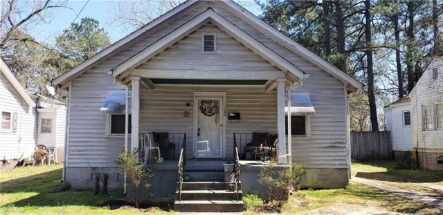 144 Center Street, Emporia, VA 23847 (#1909981) :: Abbitt Realty Co.
