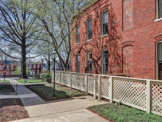 1401 Floyd Avenue #1469, Richmond, VA 23220 (MLS #1910033) :: Small & Associates