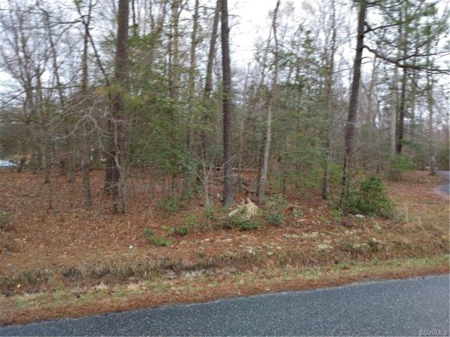 TBD Old Stage Road, Prince George, VA 23875 (#1910039) :: 757 Realty & 804 Homes