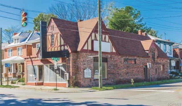 801 West Washington Street, Petersburg, VA 23803 (MLS #1910239) :: RE/MAX Action Real Estate