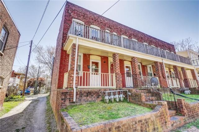 313 N 33rd Street, Richmond, VA 23223 (MLS #1910441) :: RE/MAX Action Real Estate