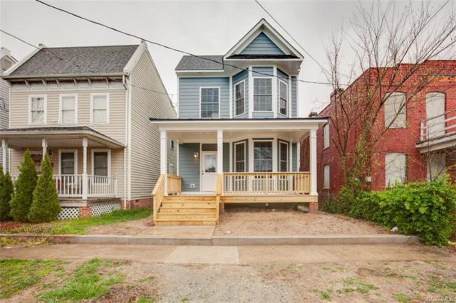 1115 N 33rd Street, Richmond, VA 23223 (MLS #1910629) :: The RVA Group Realty