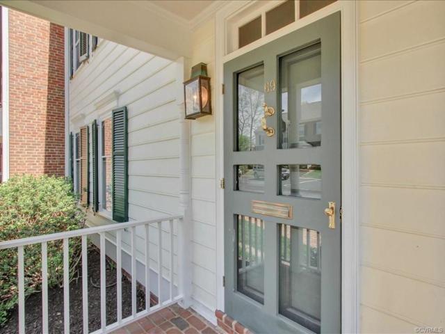 300 N Ridge Road #69, Henrico, VA 23229 (MLS #1910849) :: RE/MAX Action Real Estate