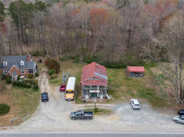 13262 Hanover Courthouse Road, Hanover, VA 23069 (MLS #1910898) :: EXIT First Realty