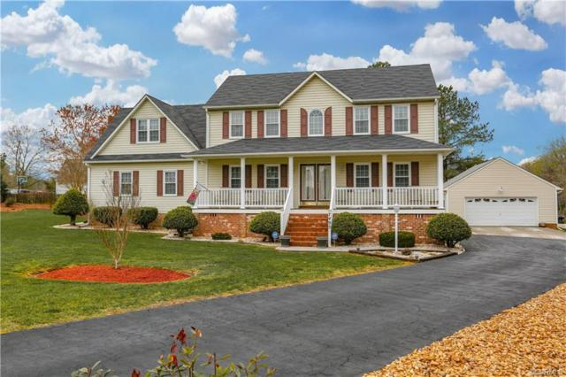 7495 Trailing Rock Road, Prince George, VA 23875 (#1910941) :: 757 Realty & 804 Homes