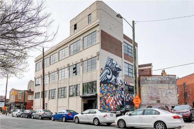 101 W Marshall Street #33, Richmond, VA 23220 (MLS #1911000) :: Small & Associates