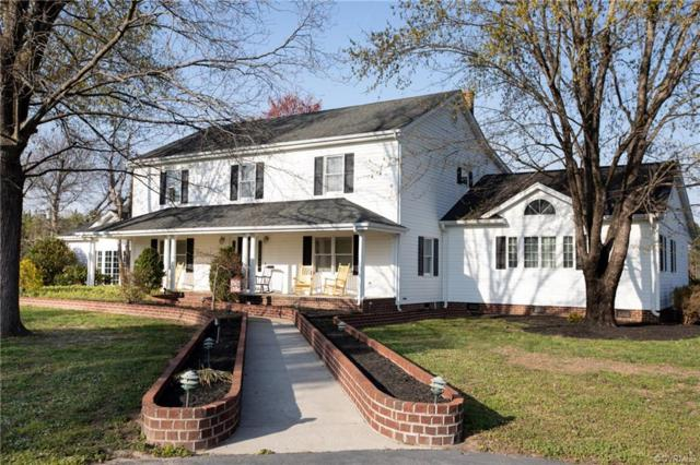 3122 West Creek Road, Crewe, VA 23930 (MLS #1911124) :: The Redux Group