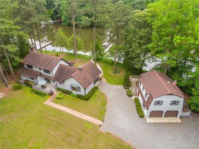 270 Cove Drive, Kilmarnock, VA 22482 (MLS #1911243) :: EXIT First Realty