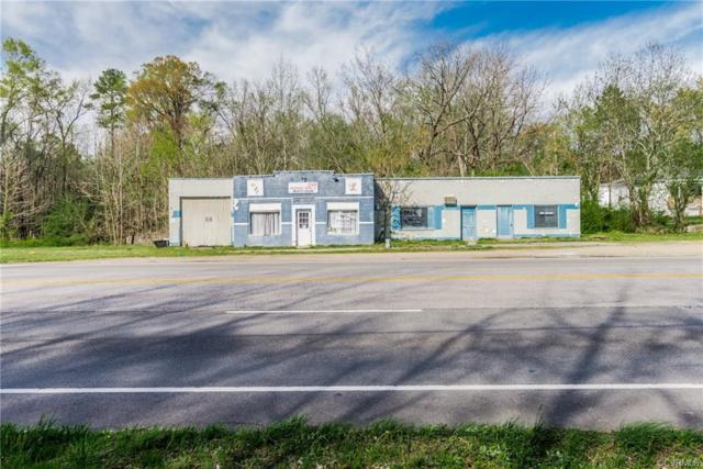 9718 County Drive, Disputanta, VA 23842 (MLS #1911280) :: EXIT First Realty