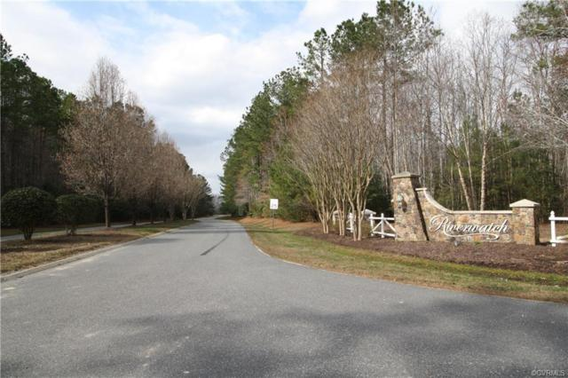 Lot 24 Riverwatch Drive, Gloucester, VA 23061 (#1911333) :: Abbitt Realty Co.