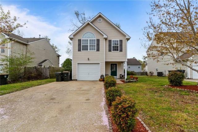 105 Chardonnay Road, Williamsburg, VA 23185 (MLS #1911360) :: RE/MAX Action Real Estate
