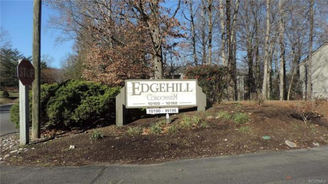 10174 Iron Mill Road #10174, North Chesterfield, VA 23235 (MLS #1911466) :: EXIT First Realty