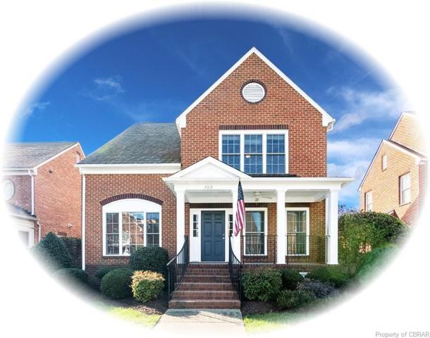205 Eugene Oneil Street, Newport News, VA 23606 (#1911551) :: Abbitt Realty Co.