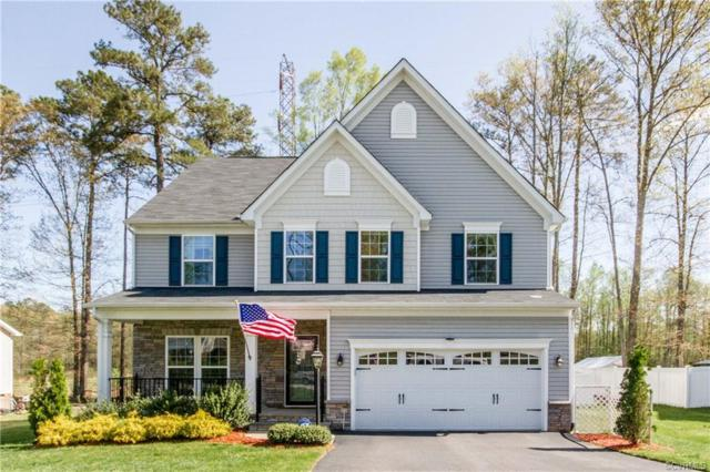 3424 Midhurst Drive, Chester, VA 23831 (#1911597) :: 757 Realty & 804 Homes