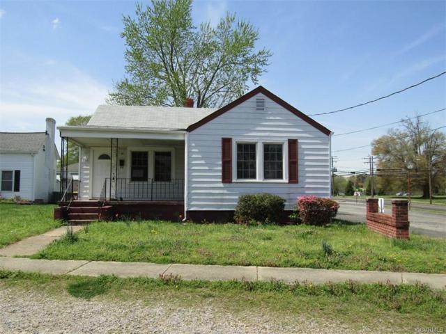 110 S 11th Avenue, Hopewell, VA 23860 (#1911658) :: Abbitt Realty Co.