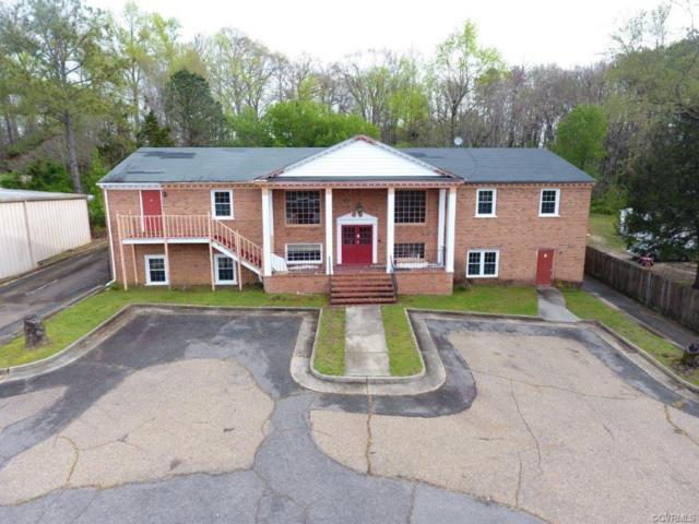8146 Elm Drive, Mechanicsville, VA 23111 (MLS #1911715) :: EXIT First Realty