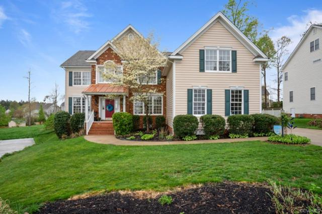 8225 Hampton Bluff Terrace, Chesterfield, VA 23832 (MLS #1911845) :: RE/MAX Action Real Estate