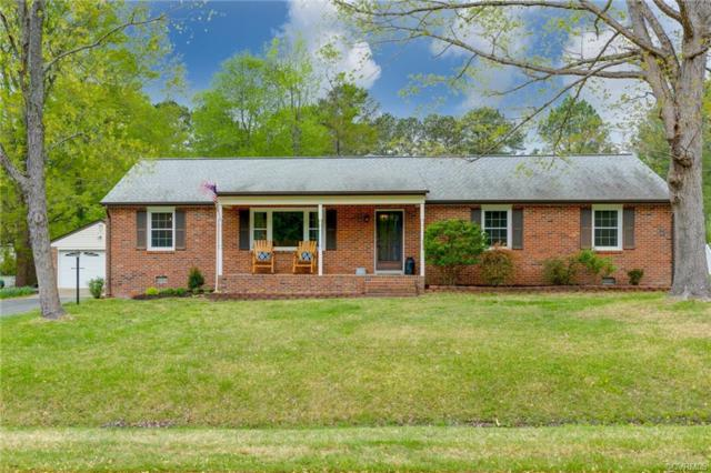 116 Redmead Lane, Chesterfield, VA 23236 (#1911911) :: 757 Realty & 804 Homes