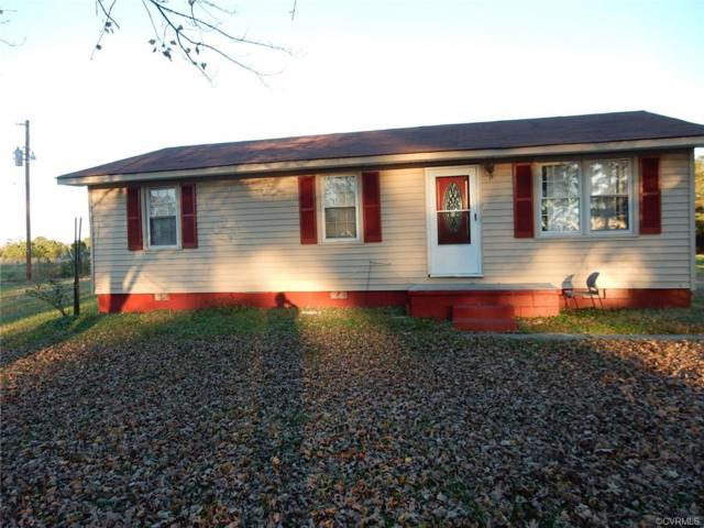 16817 Courthouse Road, Dinwiddie, VA 23841 (MLS #1911970) :: HergGroup Richmond-Metro