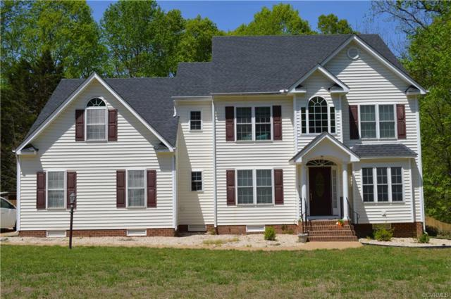 5488 Snow Creek Court, Prince George, VA 23875 (#1911984) :: 757 Realty & 804 Homes