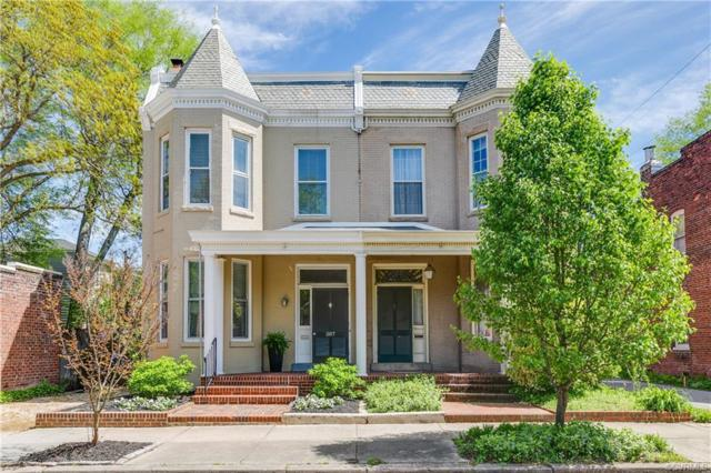 207 N Meadow Street, Richmond, VA 23220 (MLS #1912037) :: Small & Associates