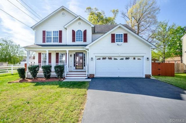 9023 Jeans Grove Lane, Mechanicsville, VA 23116 (#1912067) :: 757 Realty & 804 Homes