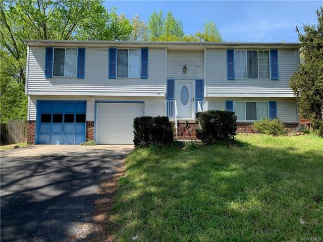 2820 Tinstree Drive, South Chesterfield, VA 23834 (MLS #1912172) :: The RVA Group Realty