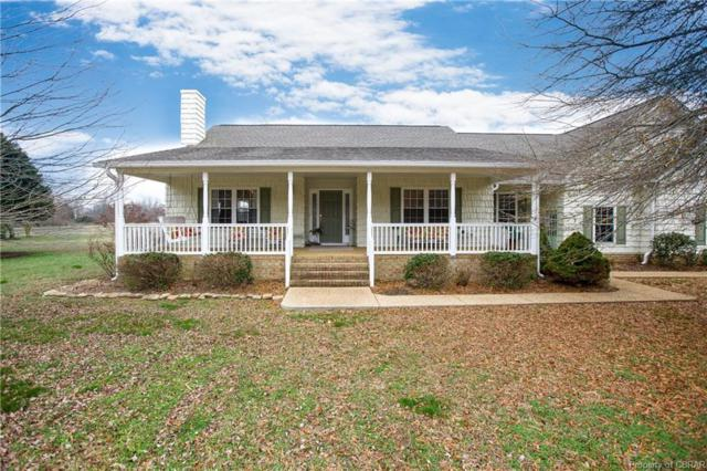 154 Chick Cove Drive, Hardyville, VA 23070 (MLS #1912319) :: RE/MAX Action Real Estate