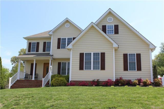 8124 Castle Grove Drive, Mechanicsville, VA 23111 (#1912328) :: 757 Realty & 804 Homes