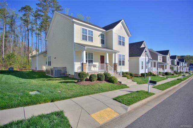 424 Diamond Creek Drive, Midlothian, VA 23113 (#1912340) :: Abbitt Realty Co.